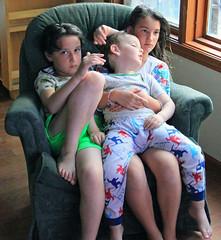 Sleeping Cedar, Avalon, Sage (Jaimee and Brian) Tags: illinois sage cedar avalon elevenyears