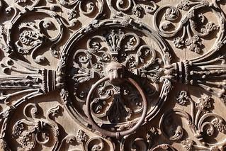 Door Knocker at Notre-Dame de Paris
