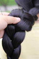 IMG_8259 (韩老板收购长头发) Tags: longhair haircut hairshow hairplay braid ponytail hairbun
