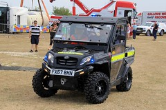 Lincolnshire Police CF Moto Tracker 800 Rural Crime Unit (PFB-999) Tags: lincolnshire police lp cf moto tracker 800 rural crime unit vehicle 4x4 buggy lightbar grilles leds fx67bhn rescue day 2018
