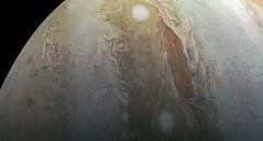 Jupiter - PJ6-121 (Kevin M. Gill) Tags: jupiter perijove6 juno junocam planetary science astronomy space