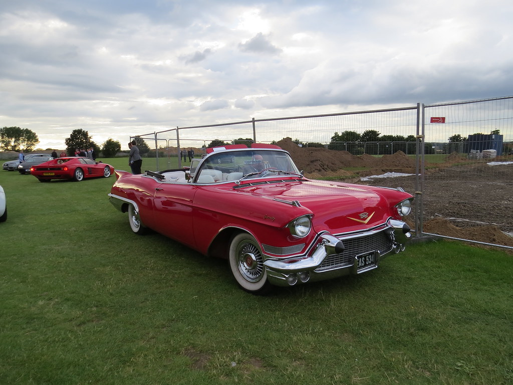 The Worlds Best Photos Of 1957 And Eldorado Flickr Hive Mind 57 Cadillac Biarritz Convertible Ian Press Photography Tags Car Cars Transport Essex