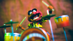 Beat drums! Beat drums! (3rd-Rate Photography) Tags: animal muppet theelectricmayhem jimhenson frankoz themuppetshow themuppets drums drummer toy toyphotography diamondselect canon 100mm macro jacksonville florida 5dmarkiii 3rdratephotography earlware 365