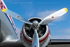 DDA_DC-3_PH-PBA_20180715_LBC-11 (Dirk Grothe | Aviation Photography) Tags: classic dutch dakota dc3 phpba lbc lübeck dda