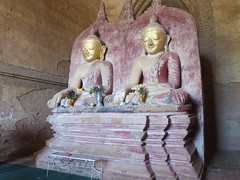 Gautama and Maitreya