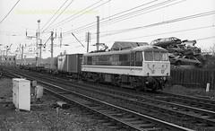 Mossend 86508 Up freightliner s949 (Ernies Railway Archive) Tags: mossendyard cr lms scotrail