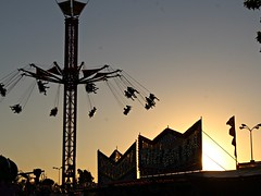 Lane County Fair 2018 (dsgetch) Tags: lanecountyfair lanecounty countyfair fair rides carnivalrides cascadia pacificnorthwest oregon pnw pnwlife willamettevalley eugeneoregon sunset silhouette shadow