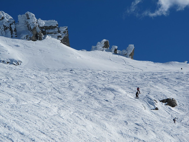 9th August 2012- Saddle Basin