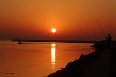 Sunset (verridário) Tags: sunset sea river sun ocean sony water sky mar água céu oceano praia litoral beach plage