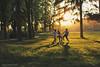 Children Playing (Tanjica Perovic) Tags: sunlight sunset backlight boys three play park spring grass sun joy trees fun enjoying niceweather warm evening nature outdoors pirot serbia srbija kale