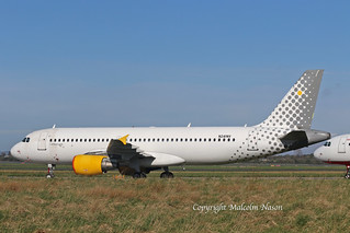 A320-214 N24INV ex EC-HHA for ALLEGIANT