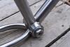 Filler Pass // Bottom Bracket Junction (44 Bikes) Tags: 44bikes manualmachinist frameshop tooling jig fixture shed shop tigwelding backpurge titanium