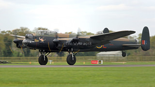 PA474 LANCASTER  BBMF RAF