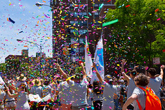 Pride Parade 2018 -{Filename»}-668 (Scott McMorrow Photography) Tags: 49thprideparade boyztown canon24mm70mm canon60d celebration chicago children costume crowds float ldbtq leadwihtlove love loveislove lovewins marching marchingband northside outinchicago parade prideday proud spectators sunnyday union unitehere woeker prideflag chicagoist eos party trans