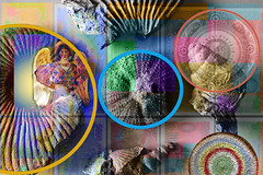 COMBO (sadler0) Tags: circles colors collage montage photoshop fossils money