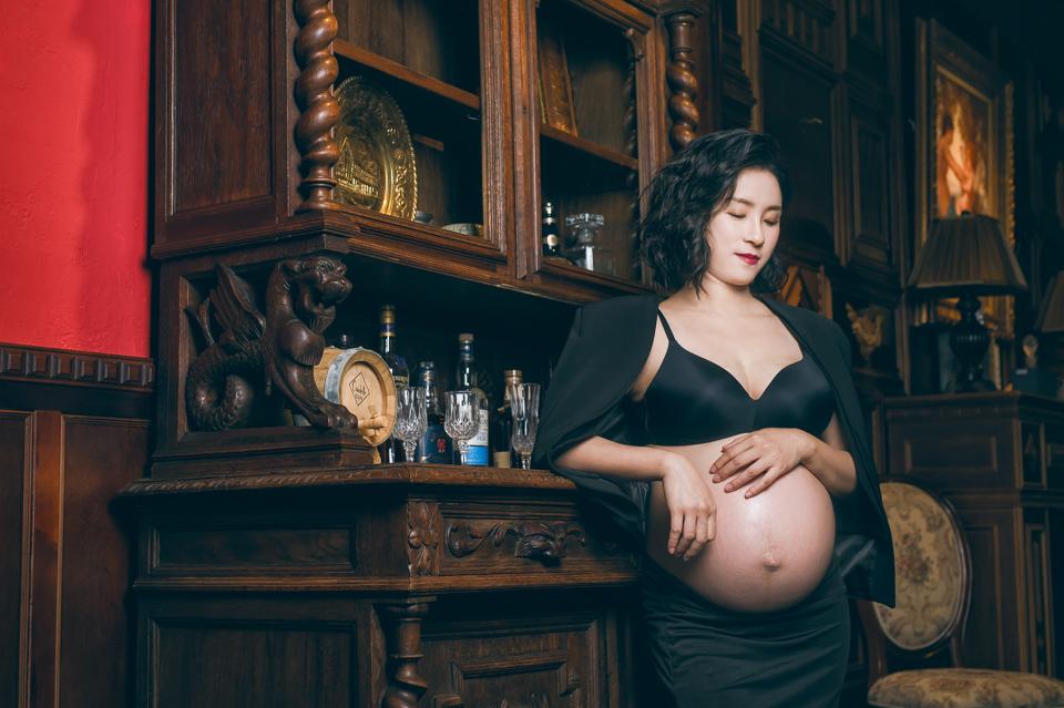 推薦 台南孕婦寫真 浪漫時尚孕媽咪 SY 034