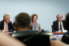 Roda de premsa delgació UE.29-06-2018 (Govern d'Andorra) Tags: andorra mayrharting maerten ubach ue