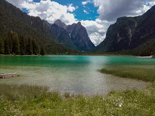 Toblacher See / Lago di Dobbiaco