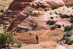 Secret Pocket: Paria's next popular hike? (Chief Bwana) Tags: az arizona pariaplateau vermilioncliffs navajosandstone thewave psa104 chiefbwana