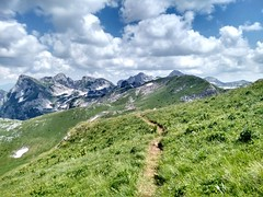 2018-07-03_03-34-00 (Marlon Kron) Tags: maglic bosnia herzegowina highest peak border montenegro mountain via dinarica long distance hiking trail balkans
