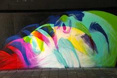 Grifiti (Step into the arena 2018) (ToJoLa) Tags: graffiti grafiti 2018 canon eindhoven stepintothearena2018 festival colours mural portrait abstract kleuren kunst art