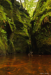 IMG_7754 (callumbuttery) Tags: the devils pulpit scotland scottish loch lomond colour walls valley landscape landscapes red water long exposure summer autumn sping winter canon adventure explore