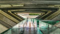 Lisbon, Portugal: Gare do Oriente (nabobswims) Tags: garedooriente hdr highdynamicrange lightroom lisbon nabob nabobswims pt photomatix portugal railwaystation sel18105g santiagocalatrava sonya6000 station lisboa