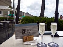 photo - Prosecco Under the Banyan Tree at the Moana (Jassy-50) Tags: photo waikikibeach waikiki honolulu oahu hawaii westinmoanasurfriderhotel moanasurfriderhotel moanahotel moana hotel beachbar diamondhead beachbarmenu menu processo sparklingwine champagne