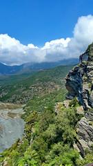522 - Cap Corse - Nonza, la falaise et la plage (paspog) Tags: nonza corse plage beach strand corsica france falaise cliff mai may 2018