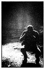 Whangarei Mist (Robert Borden) Tags: mist waterfall duel whangarei new zealand nz fuji fujifilm fujifilmxt2 fujiphotography 50mm monochrome blackandwhite bw blancoynegro falls caught