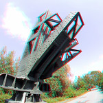 Monument Barendrechtse Brug 3D thumbnail