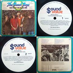 Their Twenty Two Greatest Hits - The Beach Boys (Wil Hata) Tags: thebeachboys record vinyl album