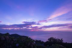 P7214621 (kunmorita) Tags: star 星 海 空 夜空 夜間撮影 sea sky night 夕焼け マジックアワー magic hour 黄昏