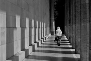 I I I ..Walking alone.. _ _ _