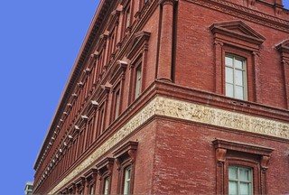 Washington  DC  - National Building Museum - Former Pension Building