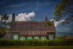 Hanalei Bay Church (RonD2010) Tags: princeville hawaii kauai places