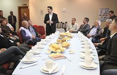 Café da Manhã na Associação Vila Militar