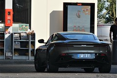 2016- Aston Martin DB11 (NielsdeWit) Tags: nielsdewit car aston martin db 11 db11 a12 highway d germany