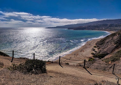 IMG_20180626_165745cr_hdr (joeginder) Tags: jrglongbeach oceantrails sunnyafternoon dogbeach hiking palosverdes california pacific ocean