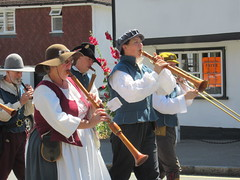 Saturday, 30th, Musicians IMG_1692 (tomylees) Tags: procession medievalfayre stnicholaschurch chippinghill june essex 2018 30t saturday project 365
