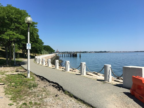 Harborwalk Around Columbia Point