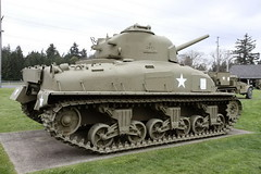 "Sherman M4A1 6 • <a style=""font-size:0.8em;"" href=""http://www.flickr.com/photos/81723459@N04/29339494188/"" target=""_blank"">View on Flickr</a>"