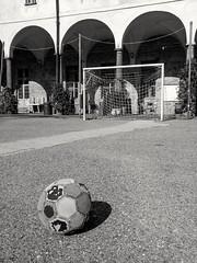 GOAL (Luigi_1964) Tags: milano architettura sanaustorgio milan italy streetlife streetphotography ball goal