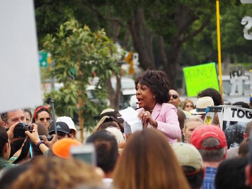 U.S. Rep. Maxine Waters (D-Los Angeles) by lukeharold, on Flickr