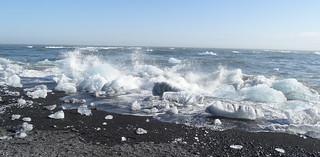 Laguna Jokulsarlon en el glaciar Vatnajokull  Islandia 37