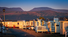 Evening view from the trailer park (OwenLloyd) Tags: blackrocksands coast cymru sea wales