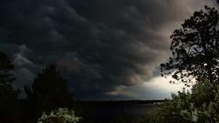 Storm Over Big Sandy (finlander13) Tags: breathtakinglandscapes minnesota thunderstorm bigsandylake mcgregormn weather minnesotaweather