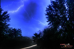 My First Lighting Capture (1300 Photography) Tags: nikon d750 20mm affinity outdoors nightphotography longexposure lighting rain storms weather