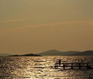 Sunset and Ayvalık