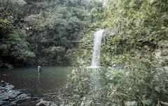 Sobre a beleza dos fluxos (Tuane Eggers) Tags: beleza fluxos impermanência vida cascata água tuaneeggers 35mm film